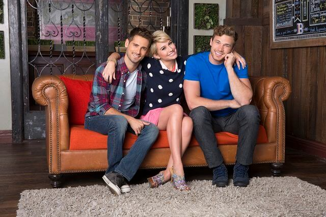 Baby Daddy Cast Photo
