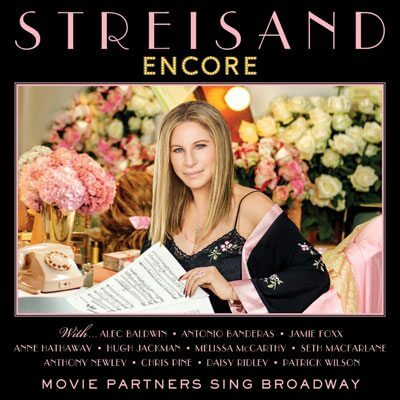 Barbra Streisand Encore Album