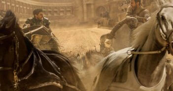 Ben Hur stars Toby Kebbell and Jack Huston