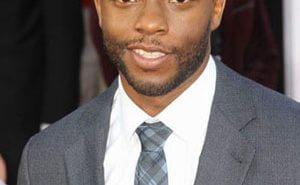 Chadwick Boseman Stars in Marshall