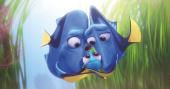 Finding Dory Baby Dory Clip