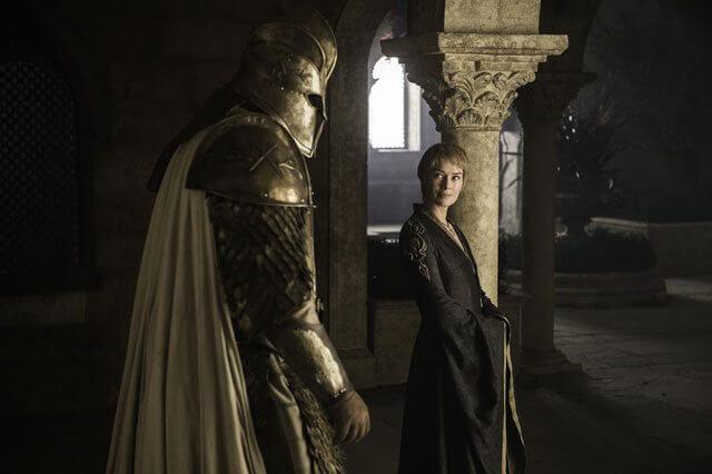 Game of Thrones Season 6 Episode 8 Lena Headey