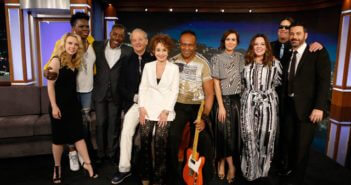 Ghostbusters Cast on Jimmy Kimmel Live