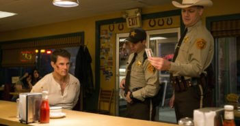 Jack Reacher Never Go Back Tom Cruise Photo