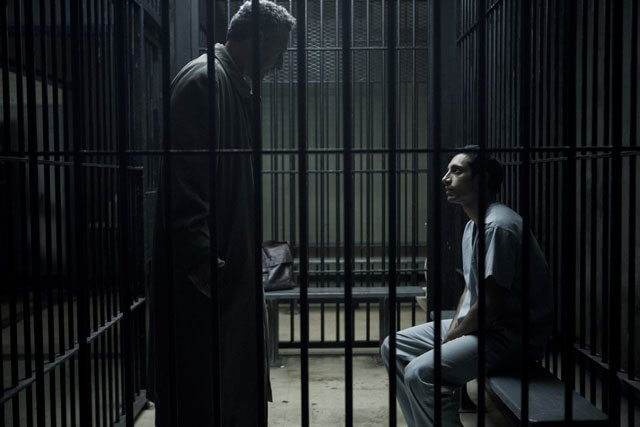 The Night Of John Turturro and Riz Ahmed