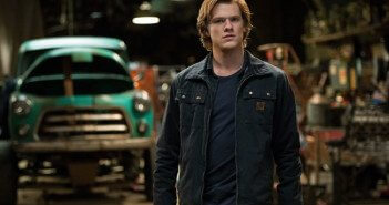 Lucas Till in Monster Trucks
