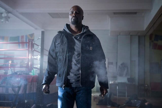 Luke Cage Star Mike Colter