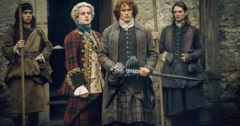 Outlander Season 2 Episode 10 Sam Heughan