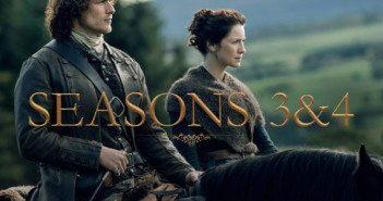 Outlander Season 3 and 4