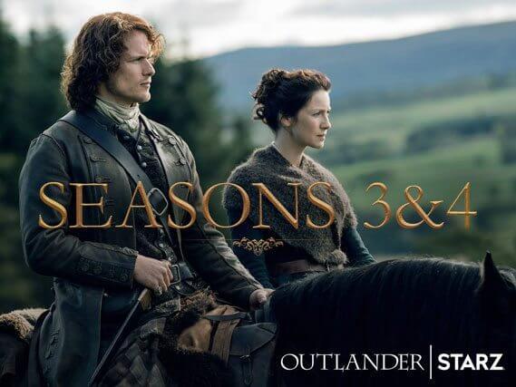 Outlander Is Renewed For Seasons 3 And 4