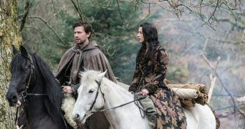 Torrance Coombs and Adelaide Kane in Reign Season 3