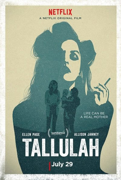 Tallulah Poster and Trailer