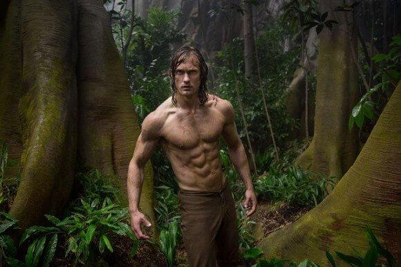 Legend of Tarzan Alexander Skarsgard
