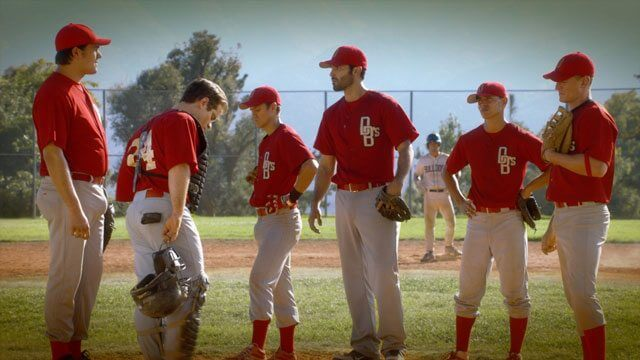 Scene from Undrafted