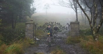 Lewis MacDougall stars in A Monster Calls