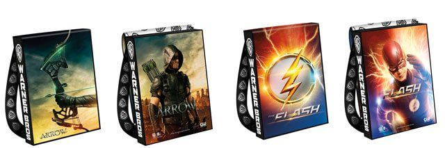 2016 Comic Con Bags Arrow and Flash