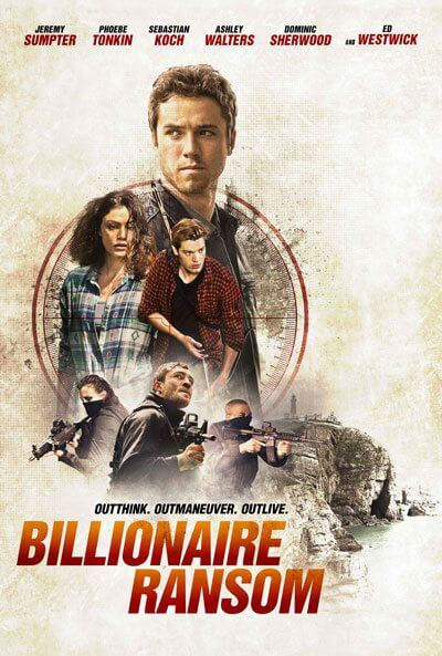 Billionaire Ransom Poster and Trailer