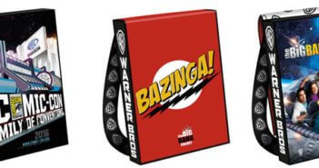 2016 Comic Con Bang Big Bang Theory