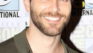 David Giuntoli from Grimm at Comic Con