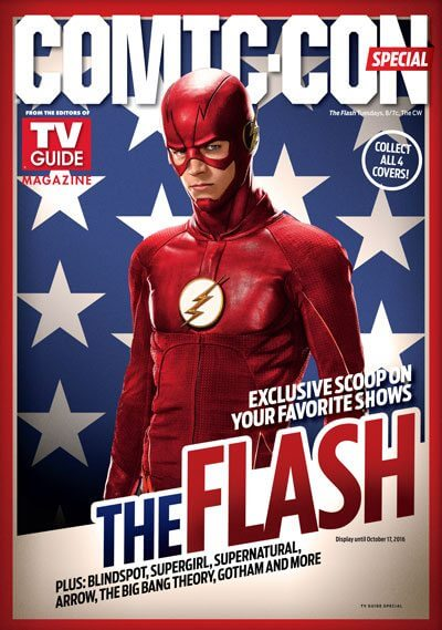 wbtv shows off special tv guide comic con covers