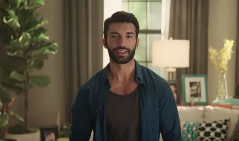 Justin Baldoni Hosts My Last Days