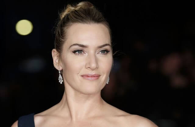 Kate Winslet at the Jobs Premiere