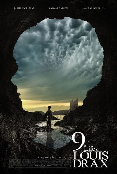 9th Life of Louis Drax Poster
