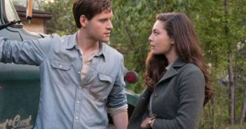 Man in the High Castle stars Luke Kleintank and Alexa Davalos