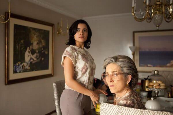 Paulina Gaitan and Paulina Garcia in Narcos Season 2
