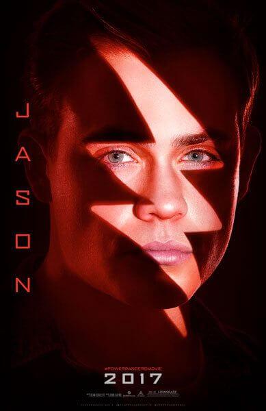 Power Rangers Jason Poster