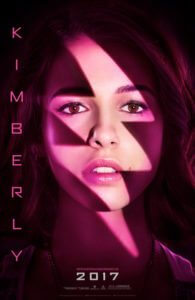 Power Rangers Kimberly Poster