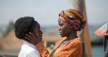 Queen of Katwe Star Lupita Nyong'o