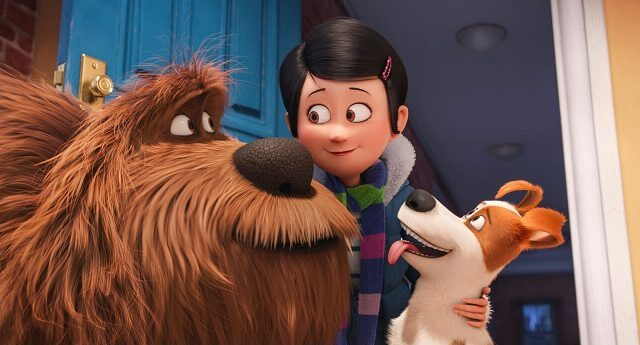 The Secret Life of Pets Dogs