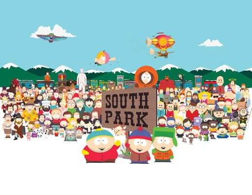 South Park Gang Goes to Comic Con