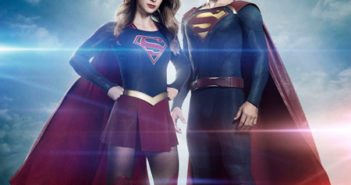 Supergirl and Superman First Photo