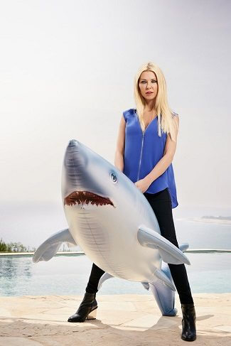 Sharknado The 4th Awakens Tara Reid