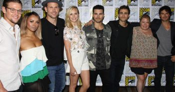 The Vampire Diaries Season 8 at Comic Con