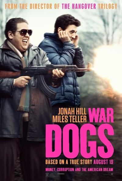 War Dogs Theatrical Poster