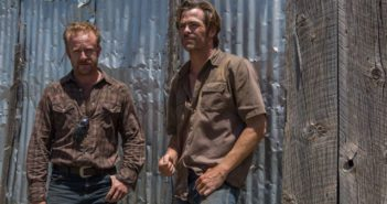 Hell or High Water stars Ben Foster and Chris Pine