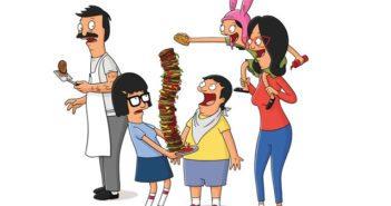 Bob's Burgers Family Photo