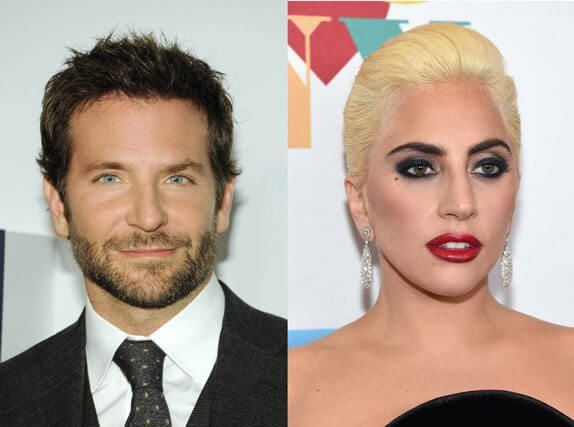 A Star is Born stars Bradley Cooper and Lady Gaga
