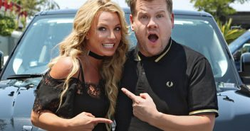 Carpool Karaoke Britney Spears and James Corden