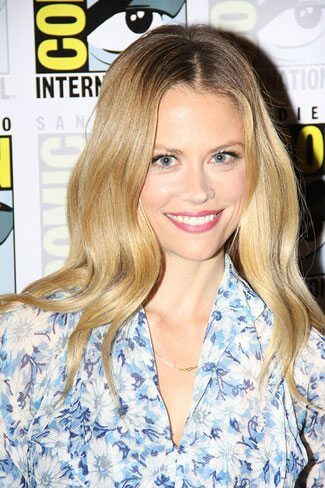 Grimm star Claire Coffee