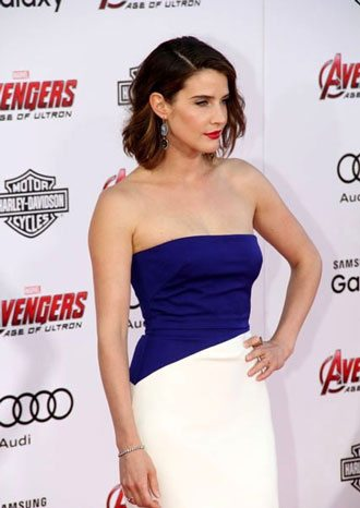 Cobie Smulders Friends From College