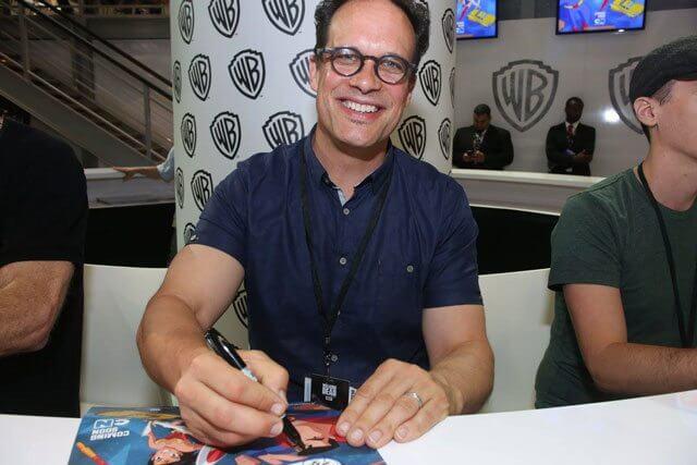 Diedrich Bader stars in Justice League Action