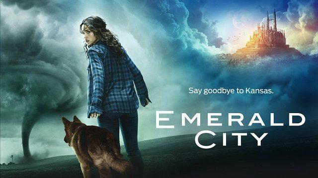 Emerald City Poster