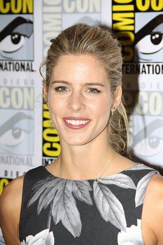 Arrow star Emily Bett Rickards