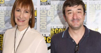 Falling Water producers Gale Anne Hurd and Blake Masters