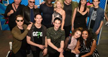Gotham cast at 2016 Comic Con