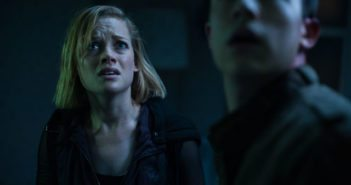Dont Breathe star Jane Levy and Dylan Minnette